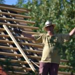 Cihlová střecha k chalupě patří